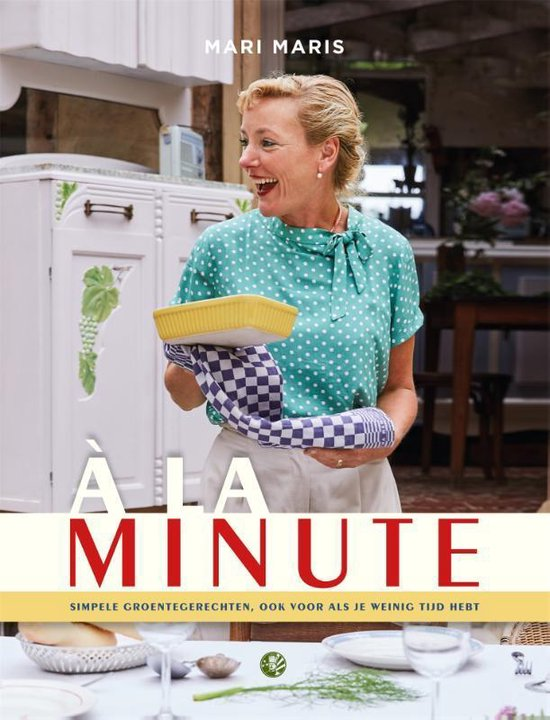 À la minute + recept voor Spaanse bonen