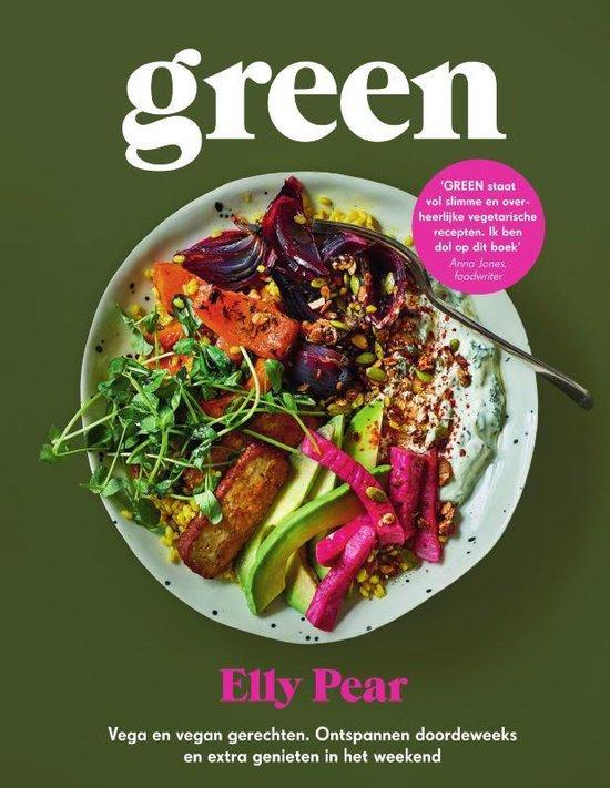 Green, is zowel voor vega en vegan ontspannen genieten!