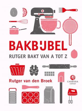 Rutger bakt van A tot Z *met recept voor kruidkoek*