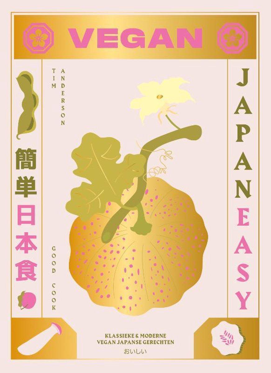 Vegan Japaneasy + recept voor gebakken sesamdressing