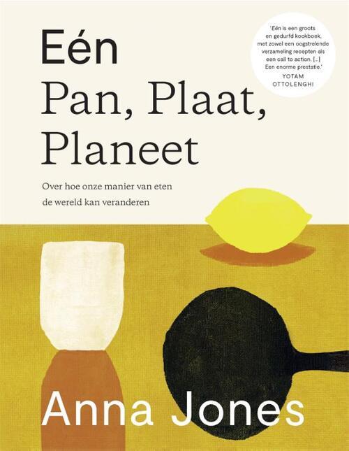 Eén Pan, Plaat, Planeet, is een kookboek én een vurig pleidooi + recept voor koelkast tiffin