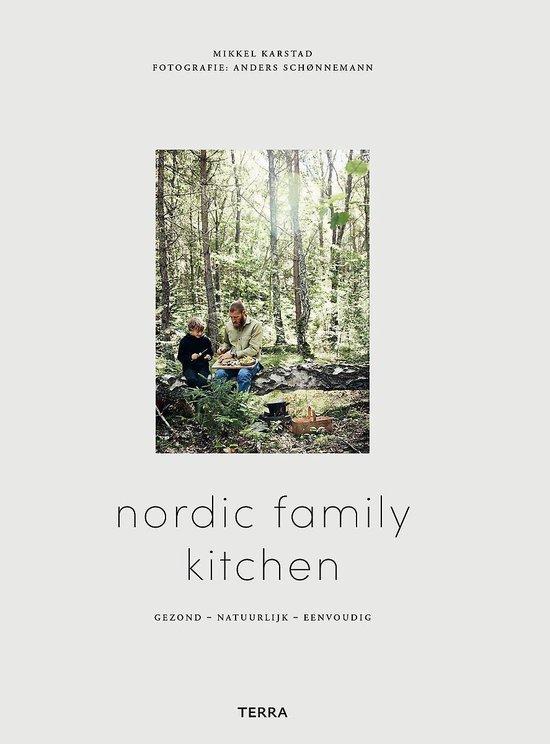 Nordic Family Kitchen, mooi, groen, inspirerend. + recept voor roggebrood.