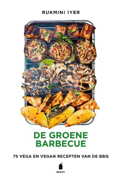 De groene barbecue met heerlijk recept voor worteltjes