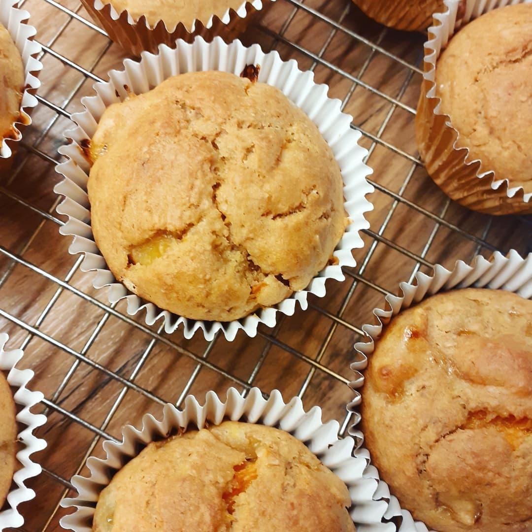 Vegan bakken: Abrikozenmuffins