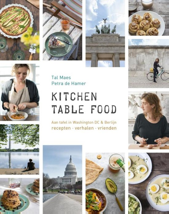Kitchen Table Food en ABC muffin recept