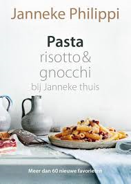 Bij Janneke thuis: Pasta, risotto en