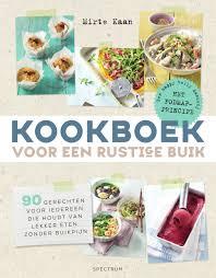 Kookboek voor een rustige buik, mét recept!