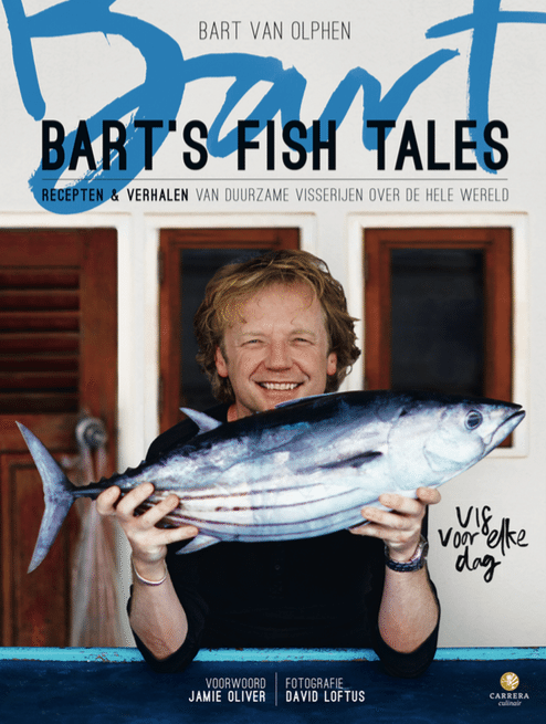 Musthave: Bart's Fish Tales + recept
