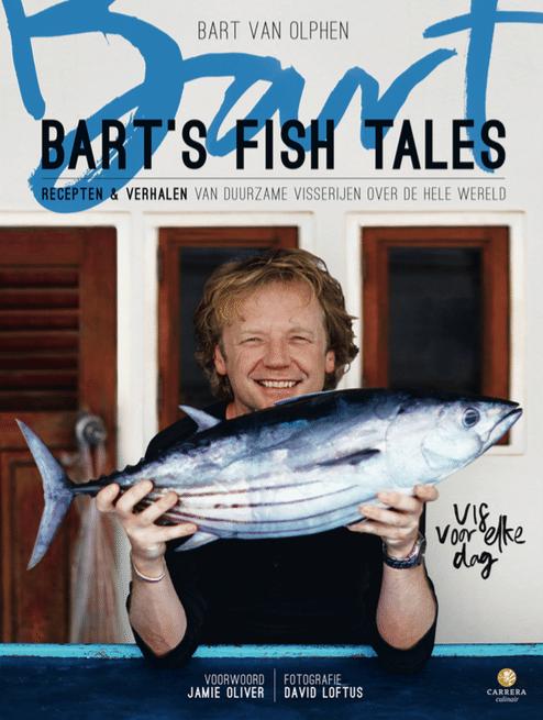 vMusthave: Bart's Fish Tales + recept