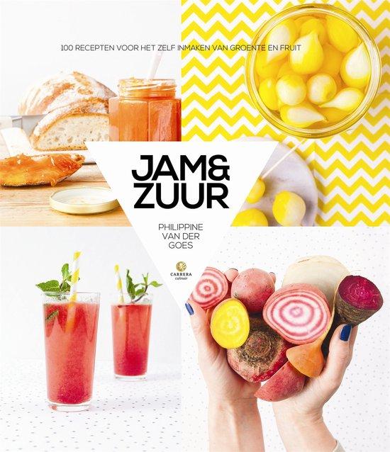 Jam & Zuur: geluk in een potje