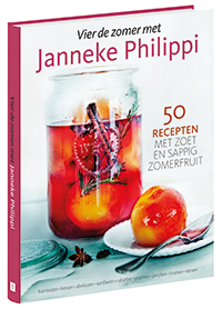Vier de zomer met Janneke Philippi in 50 recepten