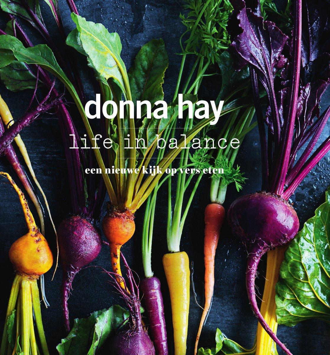 Hazelnootkoekjes uit Donna Hay: Life in Balance